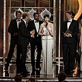 Best Motion Picture, Comedy or Musical