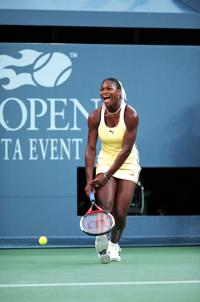 Serena Williams Wins Her First Grand Slam at 1999 US Open