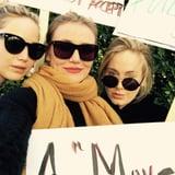 Adele, Jennifer Lawrence, and