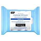 Neutrogena Fragrance-Free Makeup Remover Cleansing Towelettes