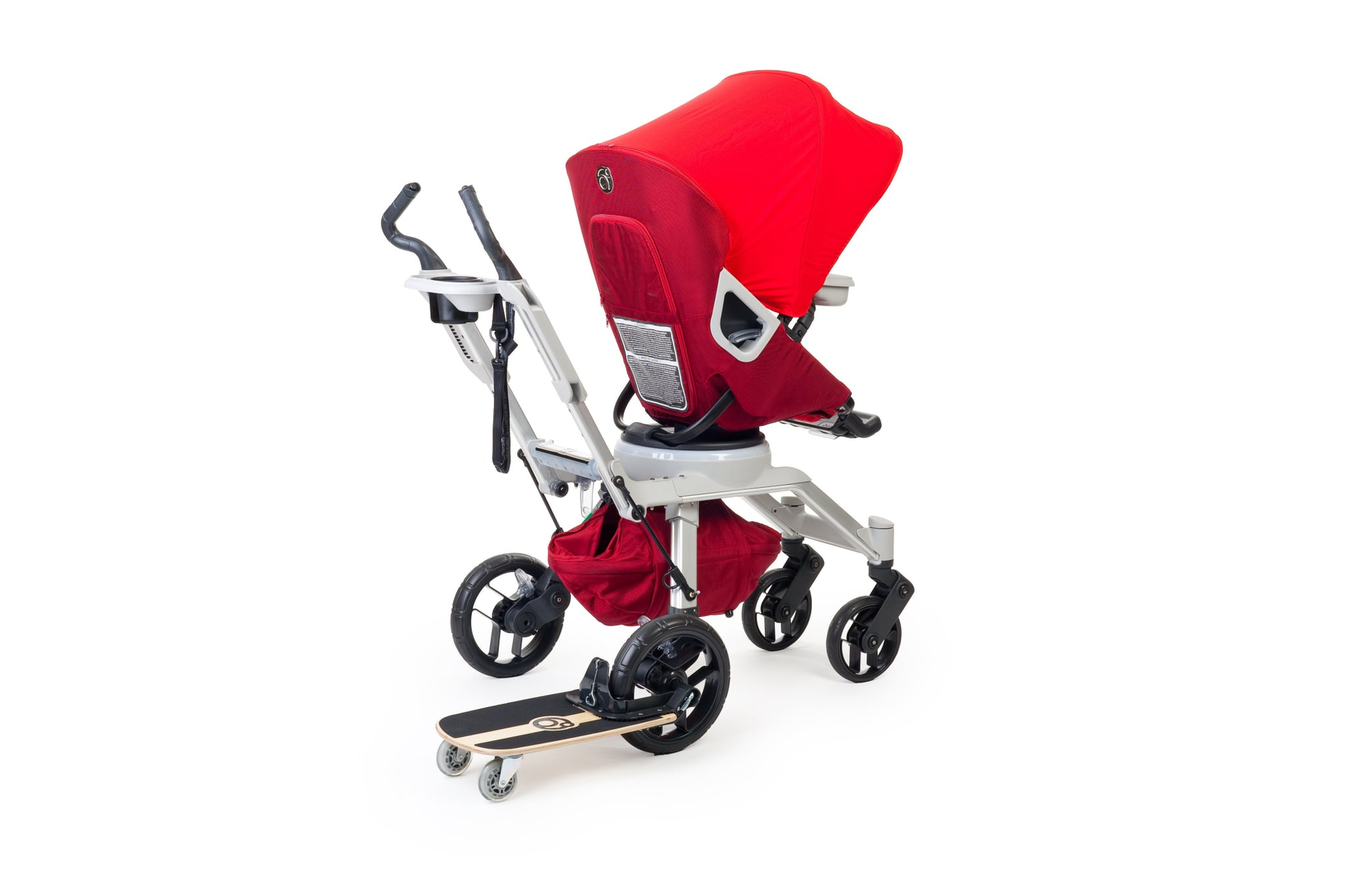 Photos Orbit S Stroller Skateboard The Sidekick
