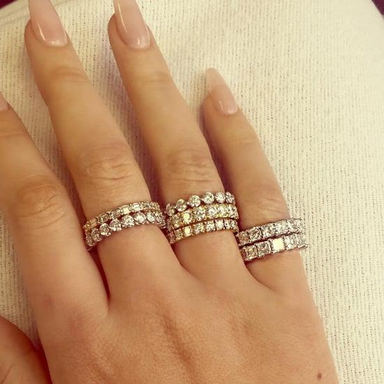 Iggy Azalea's Diamond Rings From French Montana Instagram