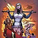 Another look at the Mockingbird cover.