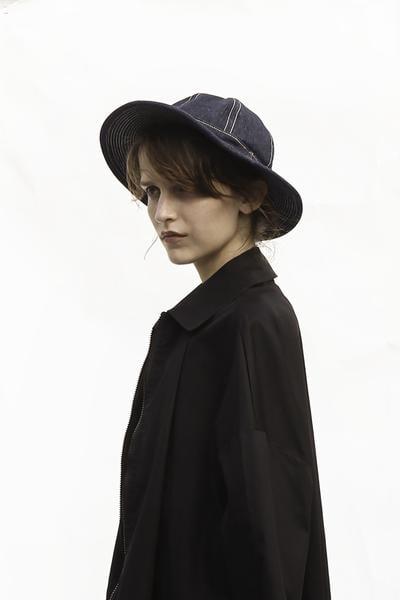Intentionally Blank Saylor Denim Bucket Hat