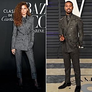 Zendaya Wore the Same Suit as Michael B. Jordan, but He Thinks It Looks Better on Her