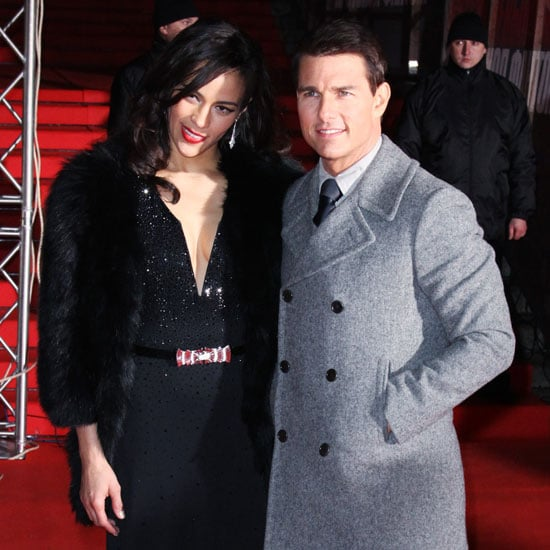 Tom Cruise Mission Impossible Moscow Premiere Pictures