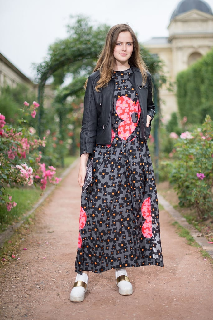 Street Style Paris Haute Couture Fashion Week Juillet 2016 Popsugar Fashion France Photo 113