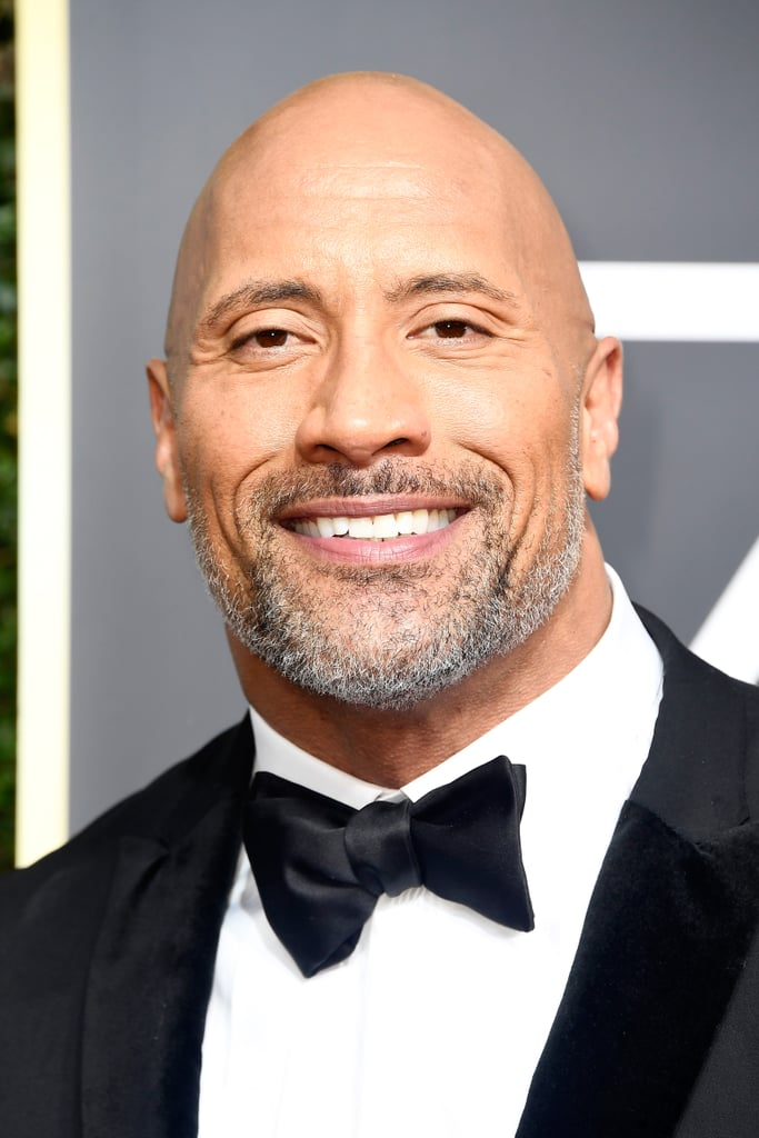 "Dwayne ""The Rock"" Johnson was definitely the proudest dad when he showed up at the 2018 Golden Globes. The Jumanji actor attended the event to support his 16-year-old daughter, Simone, who was named the first-ever Golden Globes Ambassador for this year's ceremony. Although the father-daughter duo opted not to pose for pictures together on the red carpet, they did slay separately in their black ensembles. Read on to see how Dwayne and Simone brought their A game to the Globes ahead.       Related:                                                                                                           24 Pictures of Dwayne Johnson and His Beautiful, Blended Family"