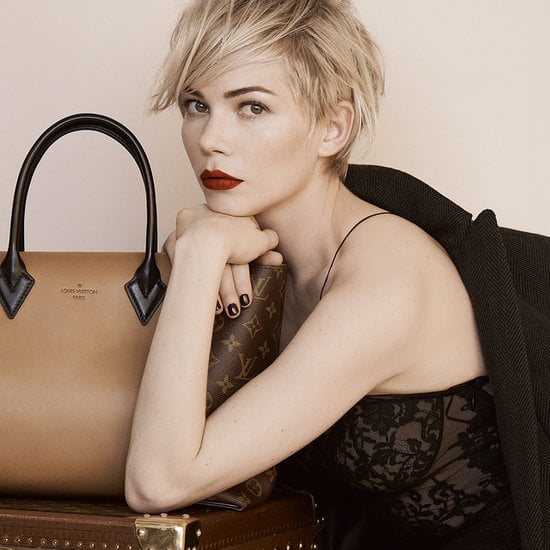Michelle Williams Campaign for Louis Vuitton
