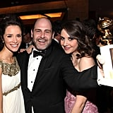 Photos of Golden Globes Afterparties
