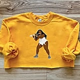 Lizzo BET Awards Performance Cropped Sweatshirt