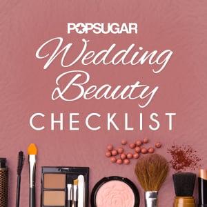 Wedding Hair and Makeup Checklist | Printable