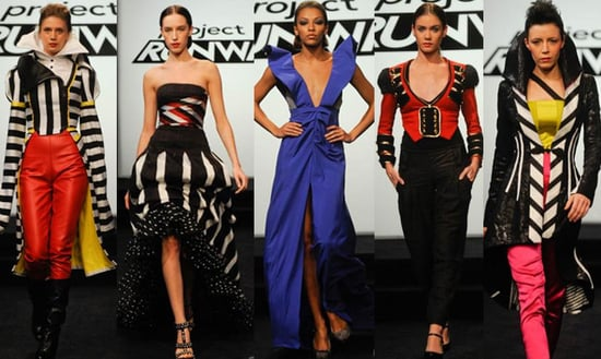 Project Runway Season 7 Circus Challenge