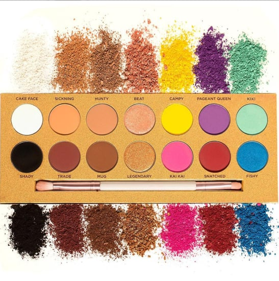 Manny MUA Launches Lunar Beauty Life's a Drag Palette