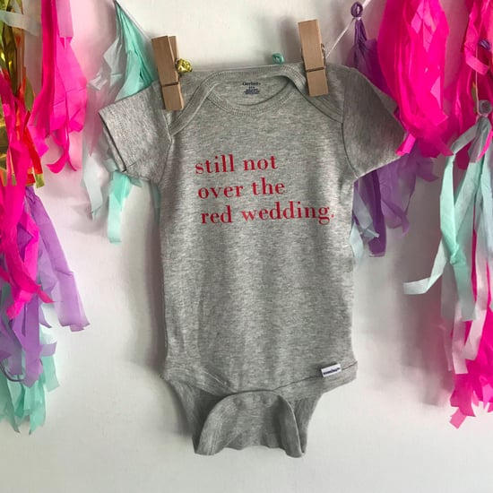 Game of Thrones Baby Clothes