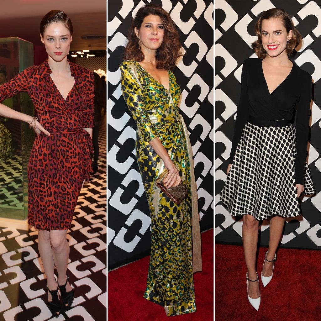 The Best Diane von Furstenberg Wrap Dresses For Your Body