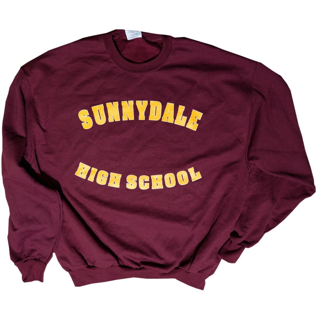 Sunnydale High School Sweatshirt ($24-$29)