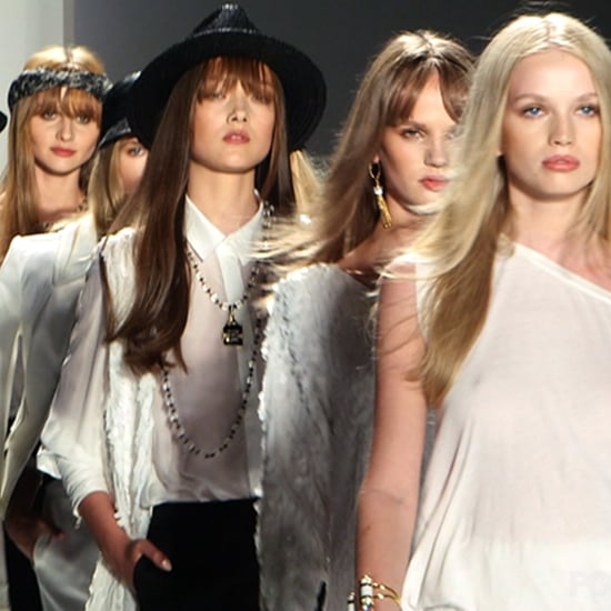 Rachel Zoe Spring 2013 Runway (Video)