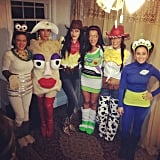 pilots sushi toy story - Girl Group Halloween Costume