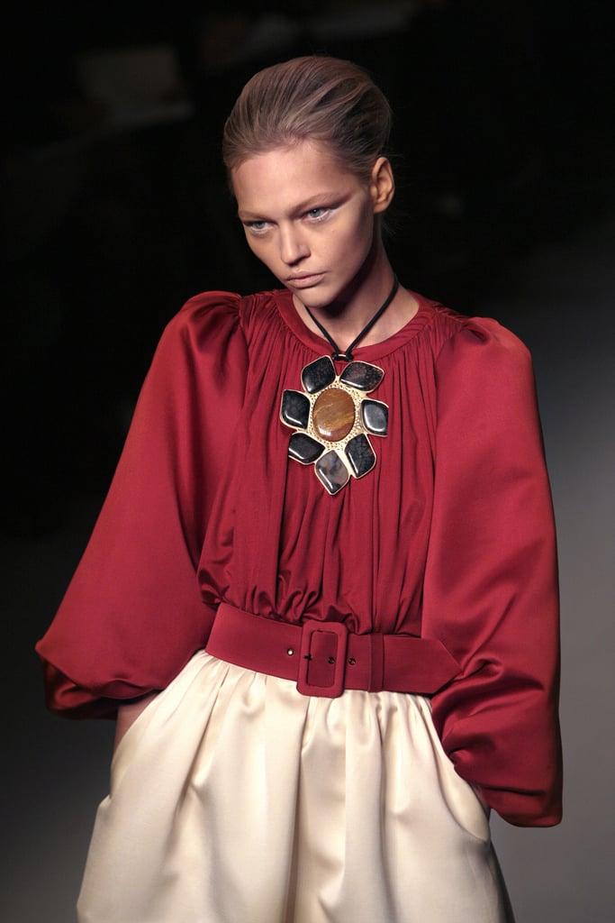 Paris Fashion Week: Giambattista Valli Fall 2009