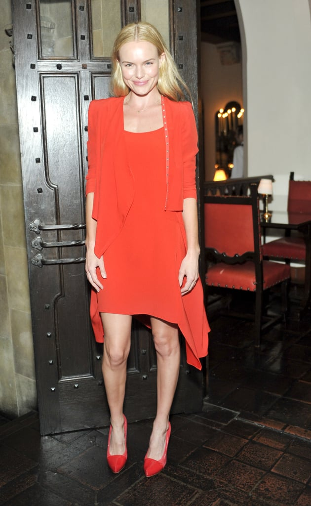 Rachel Bilson and Kate Bosworth at Vanessa Bruno Dinner