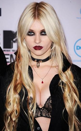 Photos of Taylor Momsen at the 2010 MTV EMAs