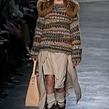 2011 Fall Paris Fashion Week: Vanessa Bruno