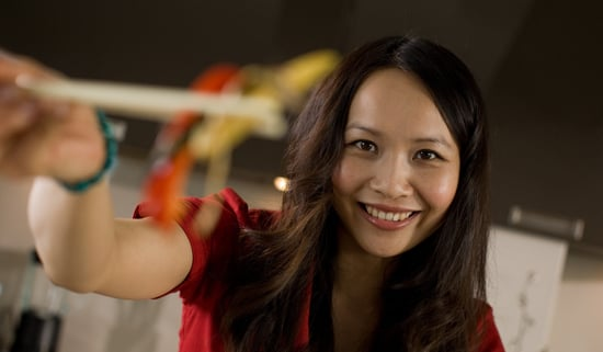 Ching he huang interview popsugar food when the cooking channel first launched last year i was thrilled to find that the lineup included a show called chinese food made easy up until that forumfinder Image collections