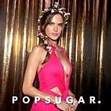 Alessandra Ambrosio Brings Serious Cleavage to Carnival