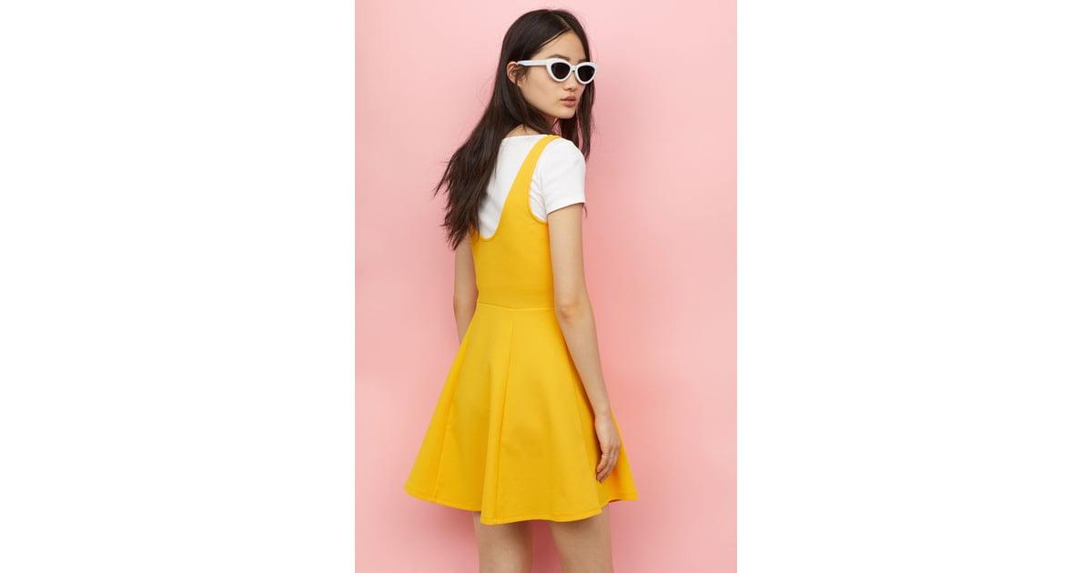 18773f516b835 H M Sleeveless Jersey Dress