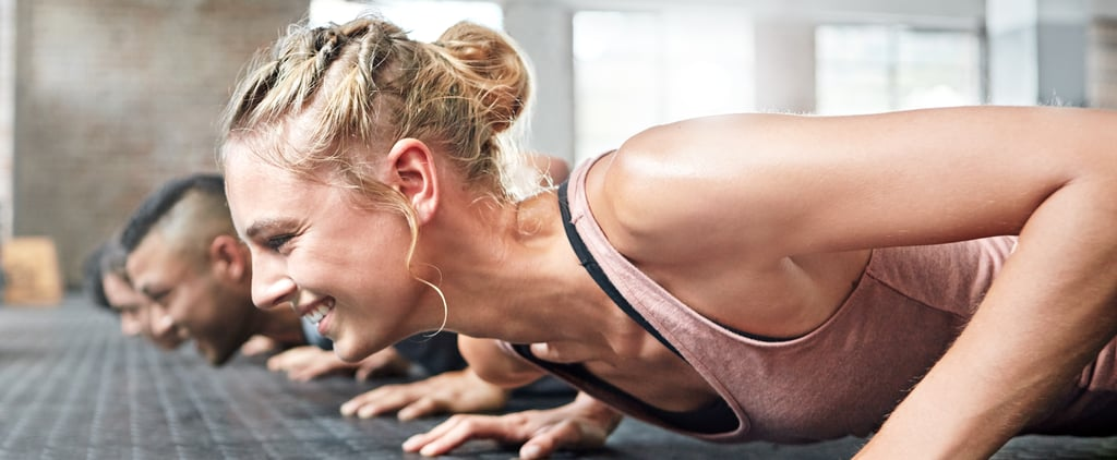 How Should I Breathe When I Do Push-Ups?