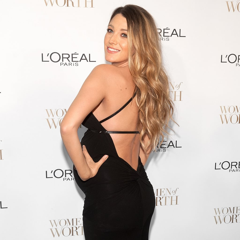 Blake Lively Dress at the L'Oreal Women of Worth Awards 2014