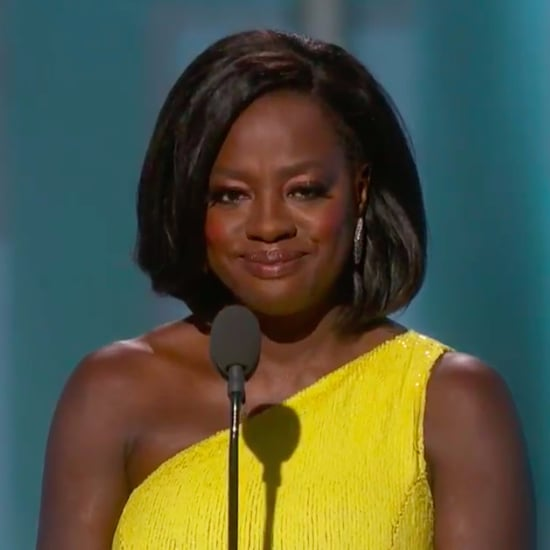 Viola Davis's Meryl Streep Tribute at Golden Globes 2017