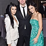 Pictured: Channing Tatum, Kourtney Kardashian, and Jenna Dewan Tatum