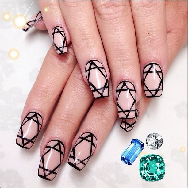 Nail artists to follow on instagram and pictures of nail for 3d nail art salon new jersey