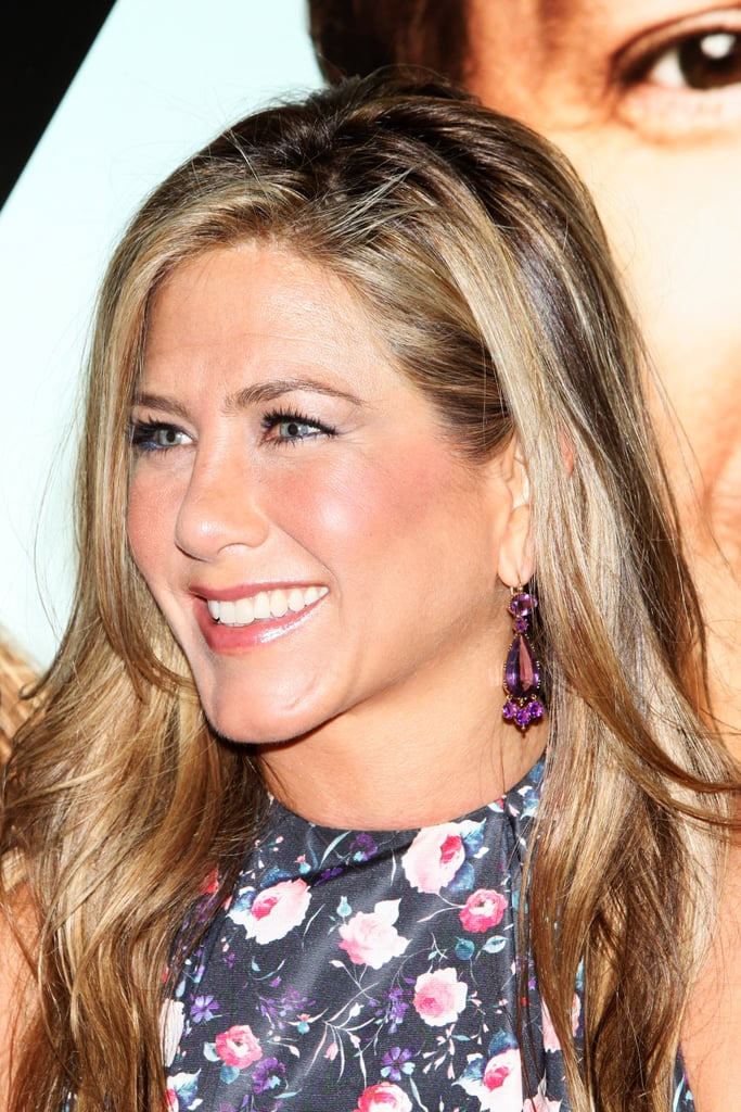 Jennifer Aniston Cosies Up to Jason After Possible Close Call With Angelina
