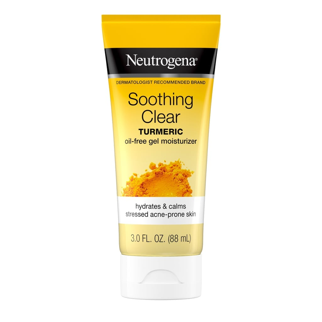 Neutrogena Soothing Clear™ Turmeric Oil-Free Gel Moisturizer