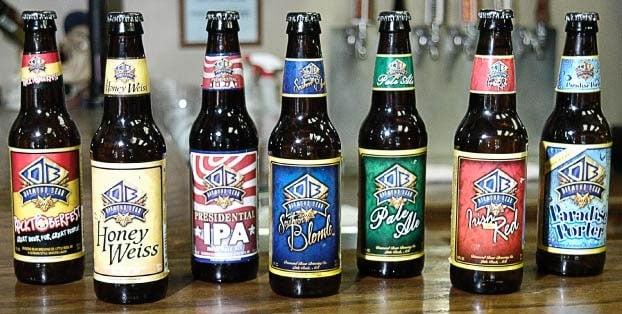 Arkansas: Diamond Bear Beer