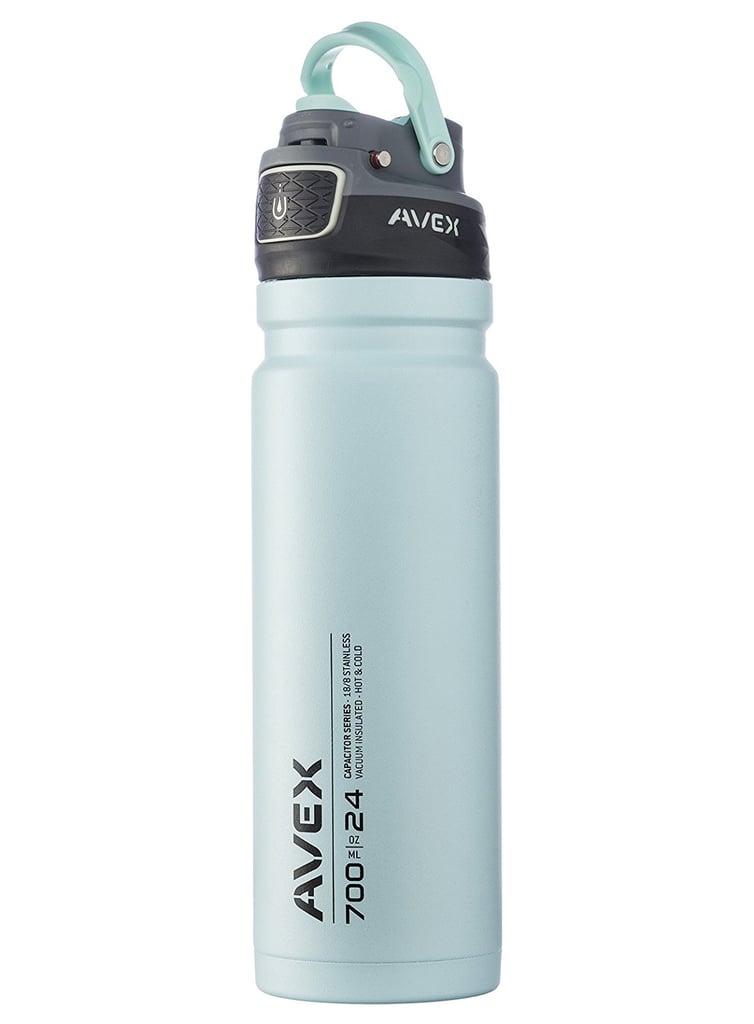 Avex Freeflow Autoseal Stainless Water Bottle