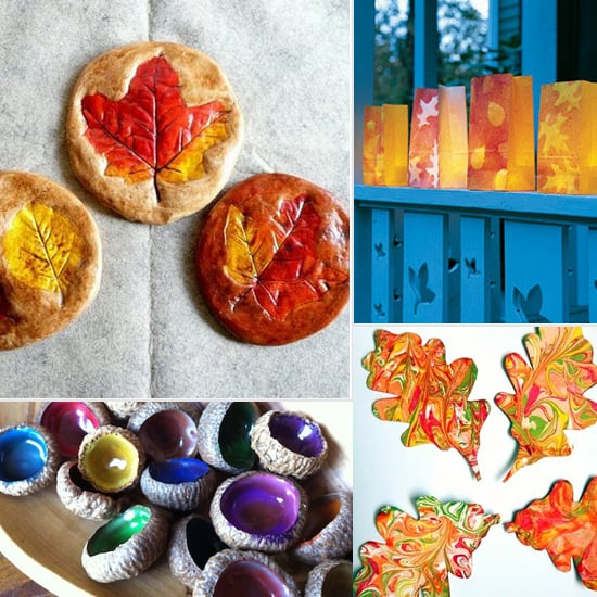 Kid-Friendly Fall Crafts From Pinterest