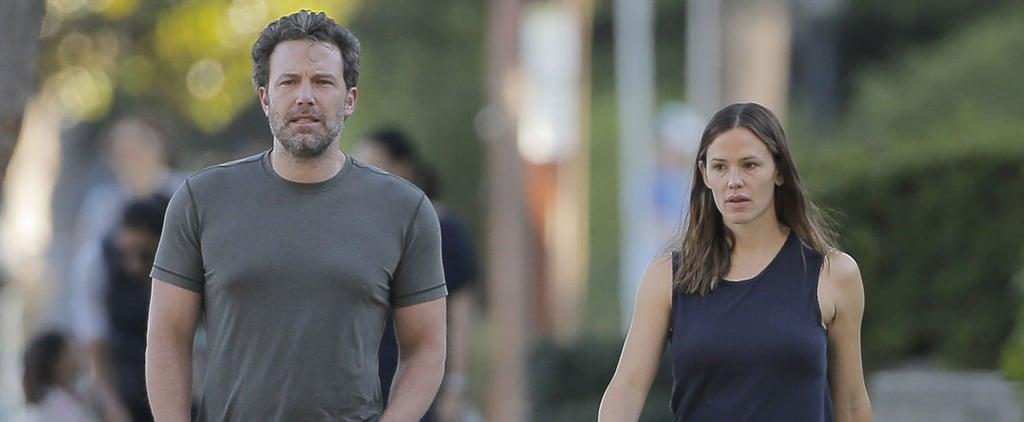 Ben Affleck and Jennifer Garner Have a Kids-Free Breakfast Outing