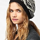 This cozy Wooden Ships Sierra Beanie ($42) is perfect for weekend Winter cabin getaways.