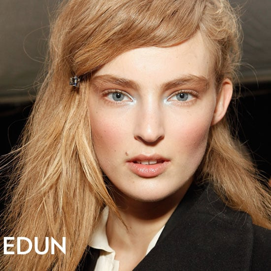 Edun Fall 2012 Beauty Look