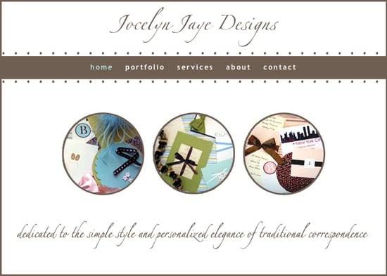 Jocelyn Jaye Designs: Personalized Elegance