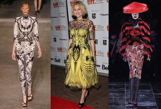 Alexander McQueen Inspired Halloween Costumes