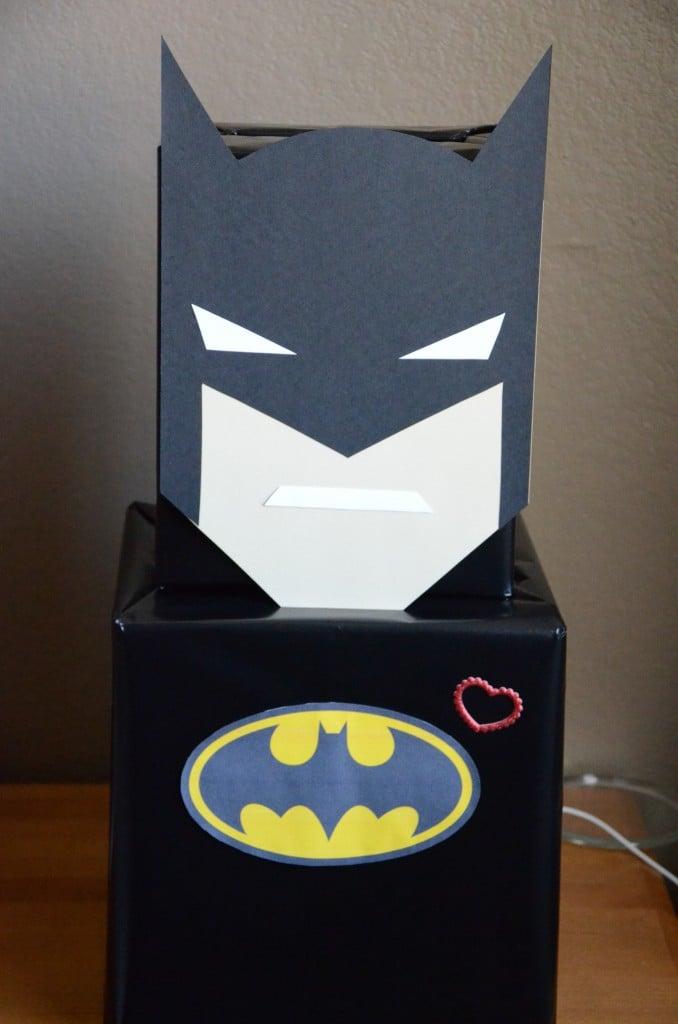 A Box o' Batman