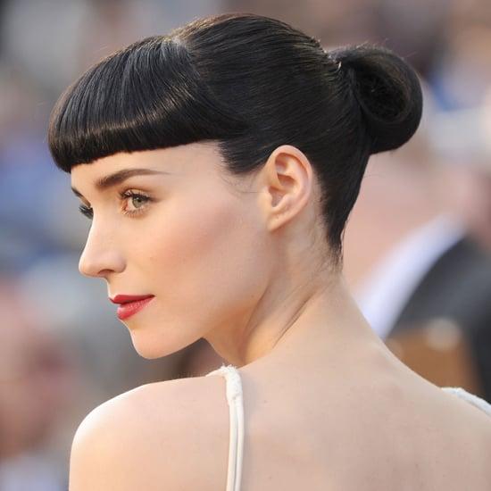 Rooney Mara: Oscars Hair and Makeup