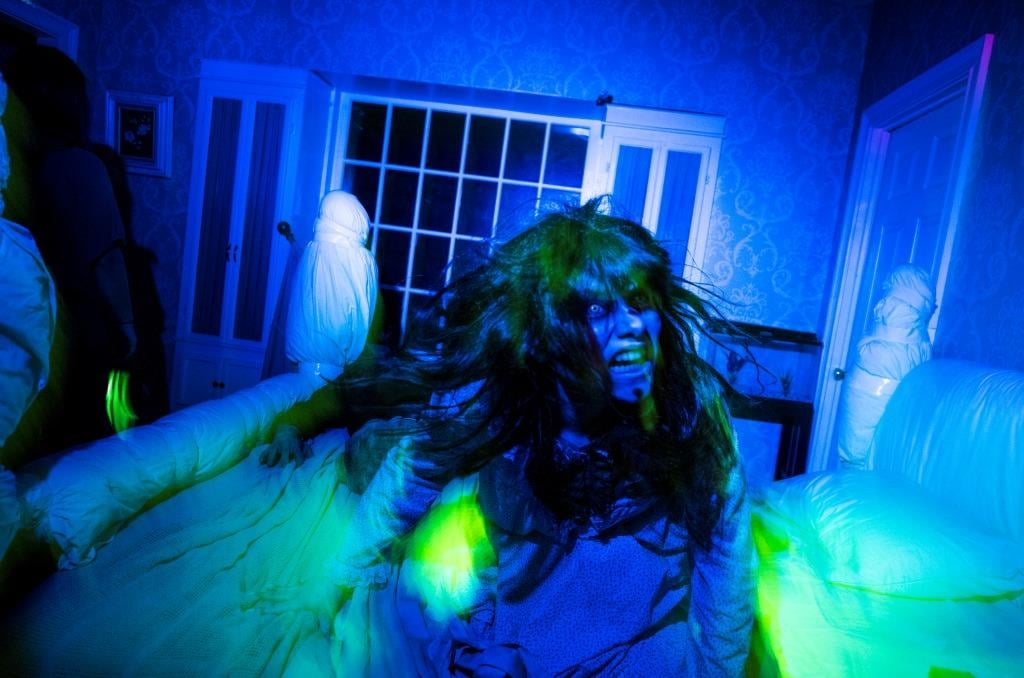 the exorcist house how scary is halloween horror nights orlando