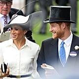 Meghan Markle and Prince Harry, 2018