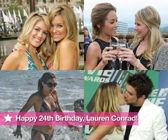 Happy 24th Birthday, Lauren Conrad!